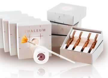 Thaleum (efecto peeling a la carta)