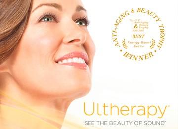 Ultherapy cejas, cuello y escote